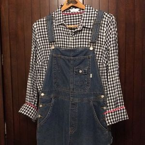 Over all pants Old Navy size Medium